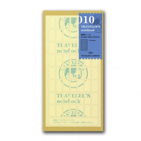 010 Adhesivos doble cara (Tamaño Pasaporte y Original) TRC
