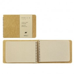 TRC Spiral ring notebook B6...