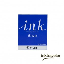 Pilot Cartridge Blue-12 Pack