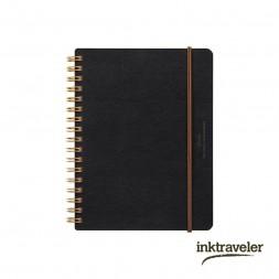 B6 WM Ring Notebook Grain...