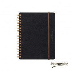 B6 Leather Black. Grain &...