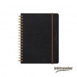 B6 Leather Black. Grain &...