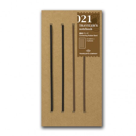 021 TN Regular 021 Refill Connecting Rubber Band TRC