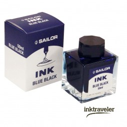 Sailor Basic Blue/Black ink...