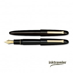 King Of Pens Ebonite Gold...