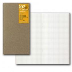 002 Grid notebook (Regular...