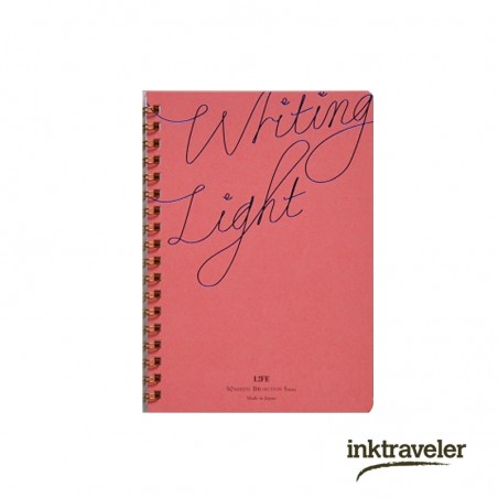 B6 Life Writing Light Section notebook