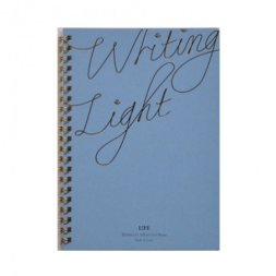 A5 Life Writing Light Rayado