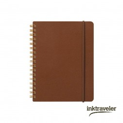 B6 Leather Brown. Grain &...