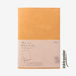 A5 MD Paper Cover Light Brown