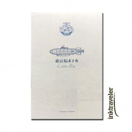Kyupodo Airship Hotel Paper pad LIFE