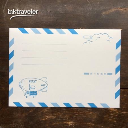 Kyupodo life 10 envelopes Airship Hotel