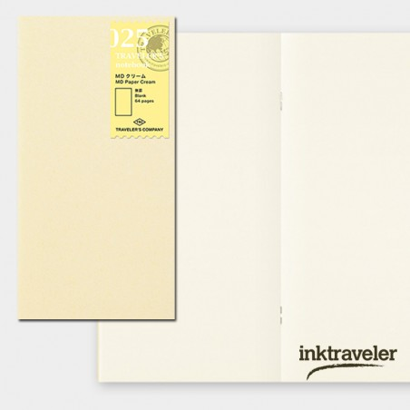 025 TN Regular 025 Refill MD Paper Cream TRC
