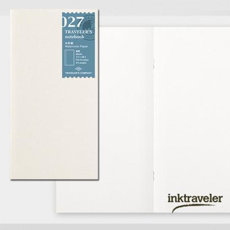 027 TN Regular 027 Refill Watercolor Paper TRC