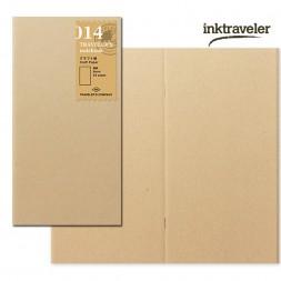 014 Kraft paper notebook...