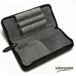 Pilot black Leather Pencase...