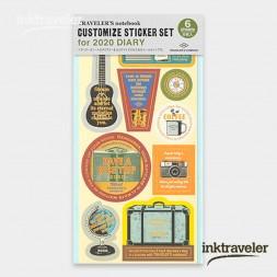 Stickers Customize 2020