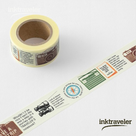 Masking tape Travel Tools