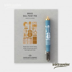 TF Brass Ballpoint Pen...