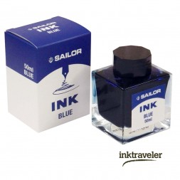 """Jentle Ink"" Basic Blue"