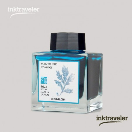 Yomogi Sailor Manyo ink