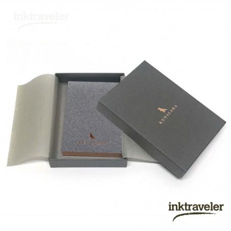 A7 Kunisawa bloc gris notas adhesivas para regalo