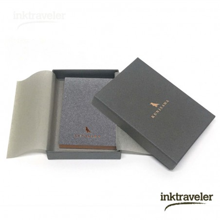 A7 Kunisawa Find sticky memo grey for GIFT