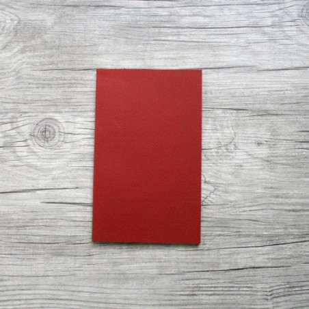 Tablet Notebook Lined Hanoi Red