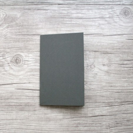 banditapple tablet Notebook Blank charcoal