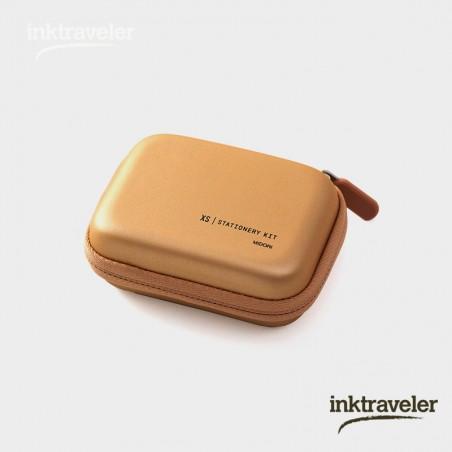 midori XS Stationery Kit Pink Gold