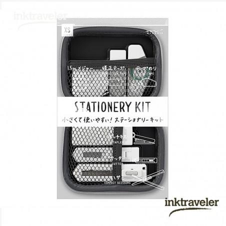 XS Stationery Kit Silver