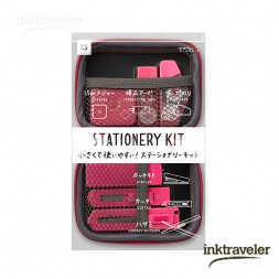 XS Stationery Kit Pink