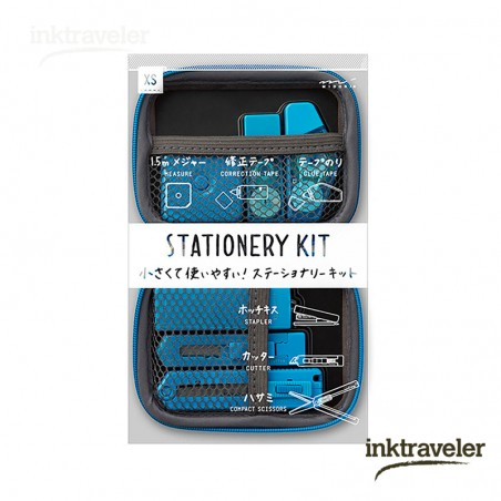 XS Stationery Kit Blue