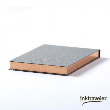 A7 Kunisawa bloc gris notas adhesivas