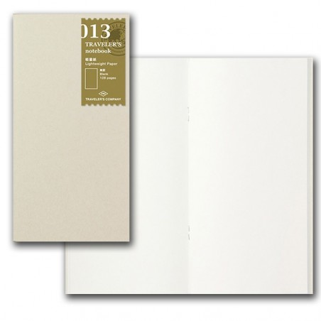 013 TN Regular Refill Lightweight Paper Notebook TRC