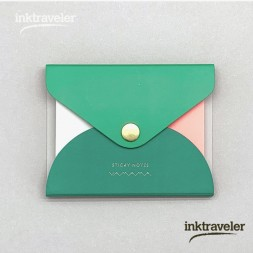 Color Sticky notes green -...