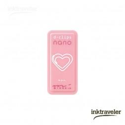 Midori D-Clips nano Heart