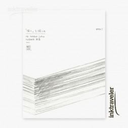 F3 Midori Cotton notebook...