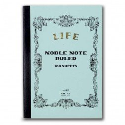 A5 Noble Note. Ruled.