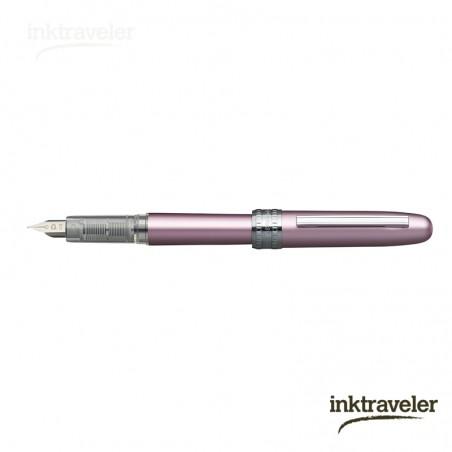 Platinum Plaisir anodized aluminium pink