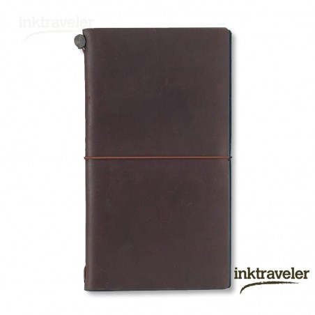 Traveler's Notebook Brown (Regular Size)
