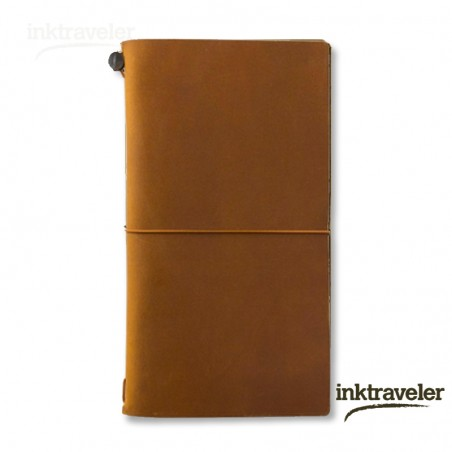 Traveler's Notebook Camel (Regular Size)