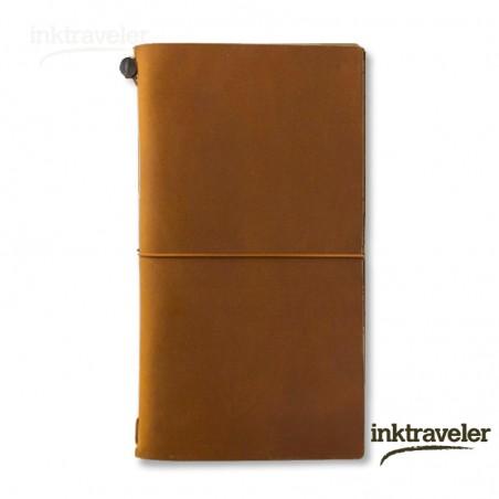 Traveler's Notebook Camel (Tamaño Original)