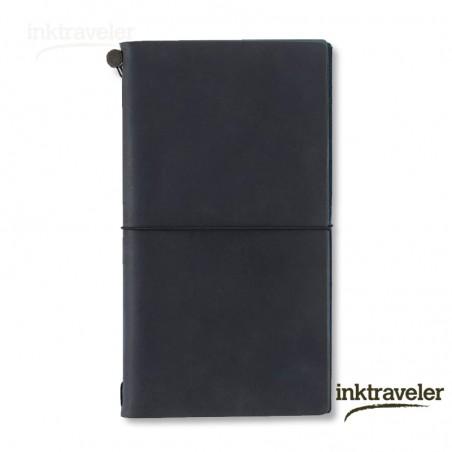 Traveler's Notebook Black (Regular Size)
