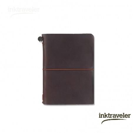 Traveler's notebook marrón (Tamaño Pasaporte)
