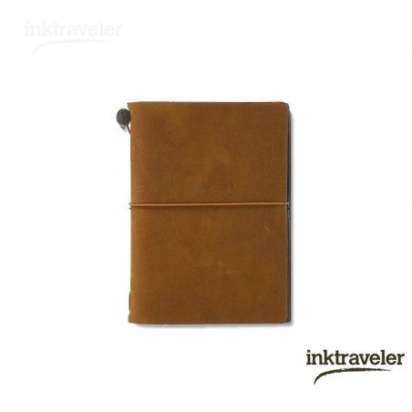 Traveler's notebook Camel (Tamaño Pasaporte)