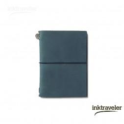 Traveler's Notebook azul...