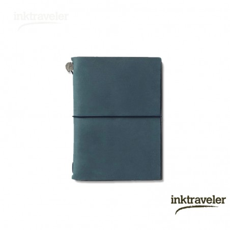 Traveler's Notebook Blue (Passport Size)
