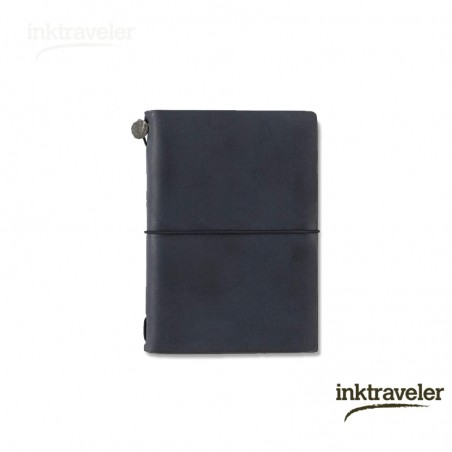 Traveler's notebook black (Passport Size)