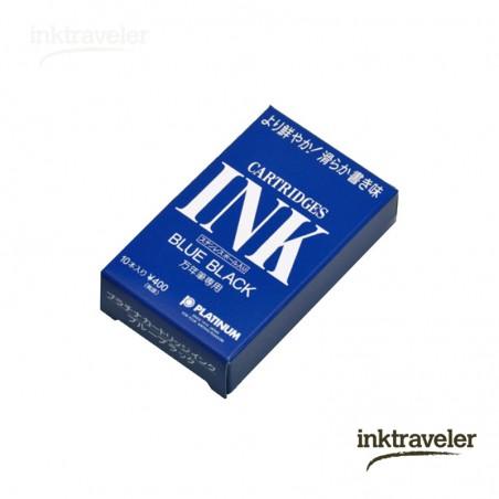 Platinum blue cartridges box (10ud.)